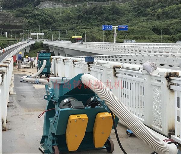 現貨銷售手持式橋面防水粗化設備