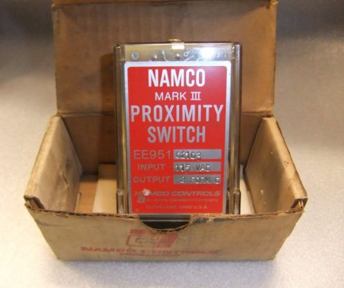 NAMCO EE951-02103 CONTROL