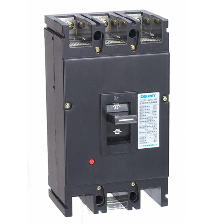 DZ20系列塑殼斷路器 DZ20Y-225/3300 100A