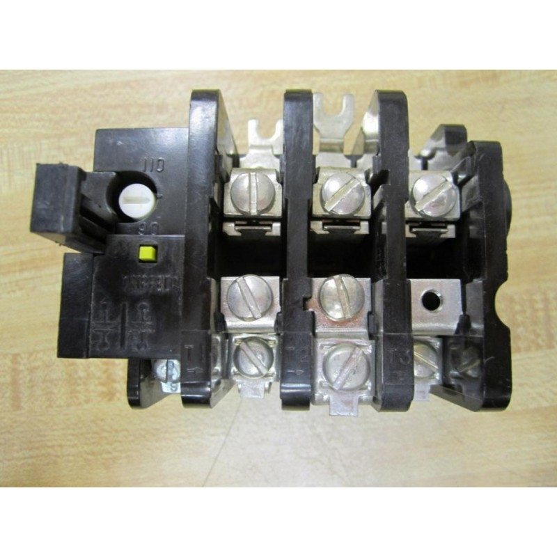 General Electric 003 C3 10-91 CTC Contactor 自動化配件