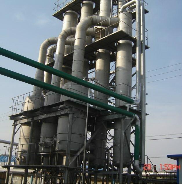 氯化銨雙MVR蒸發結晶器