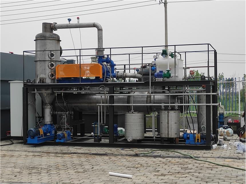 電鍍廢水MVR蒸發器 反滲透濃水MVR蒸發器 三效蒸發器