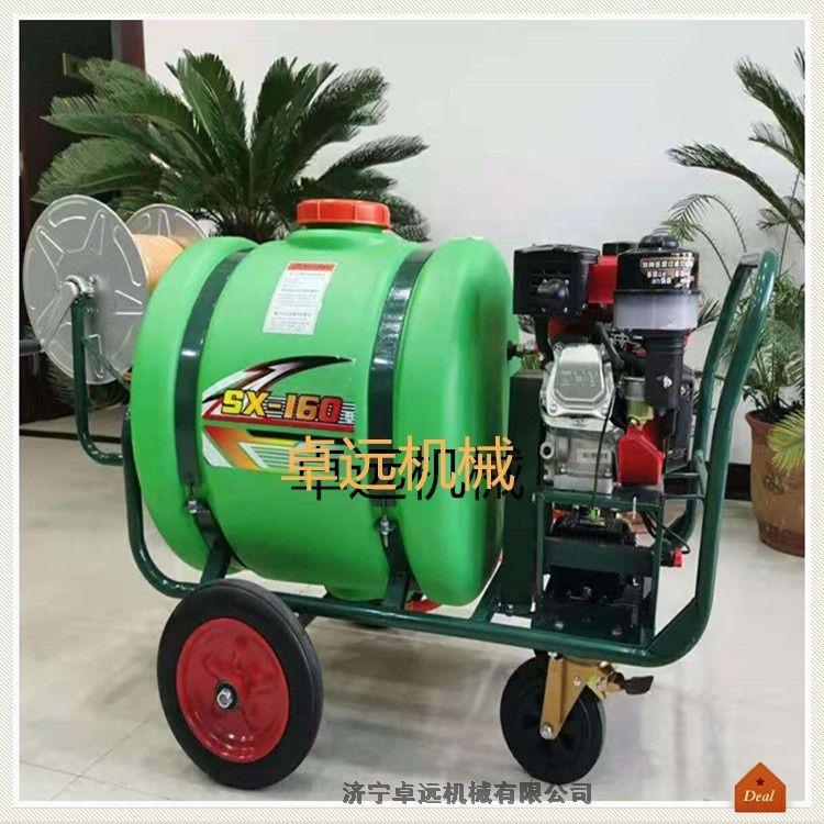 供應手推打藥機 果樹園林柴油汽油打藥機 農田莊稼噴藥機