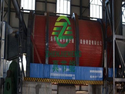 大型硫泥干化设备制作加工