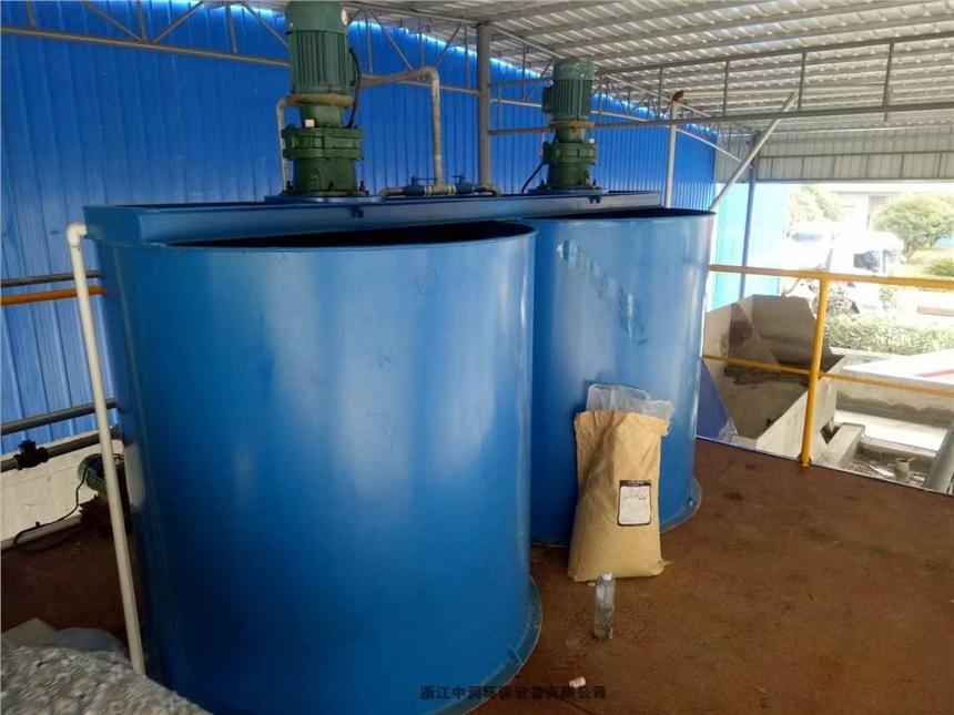 湖北造紙廠污泥處理設備圖片