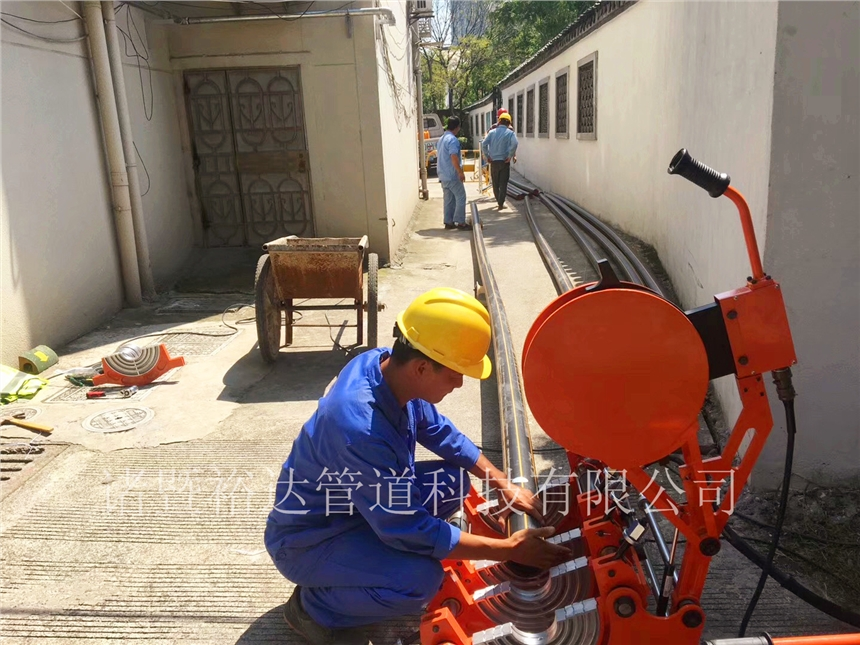 青云譜電熱熔焊機新奧產品