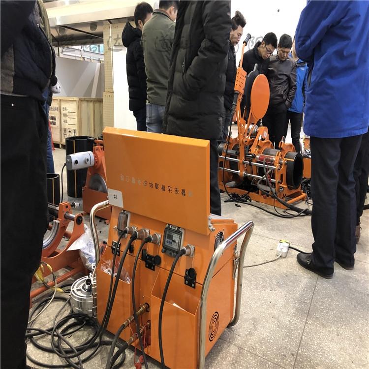 寧夏pe管全自動熱熔機廠家直銷 型號齊全