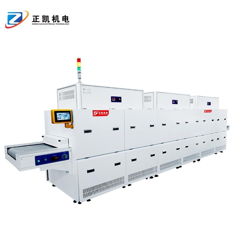 紫外线改制UV机ZKUV-5090S硅胶改质机UV光氧改质机
