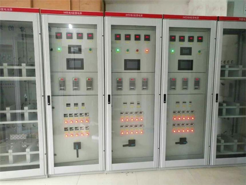 交直流一體化電源系統GYDW8配電房直流屏 設計