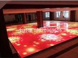 闸北P4.81户外高清LED智能互动地砖屏尺寸方案设计黄金比例
