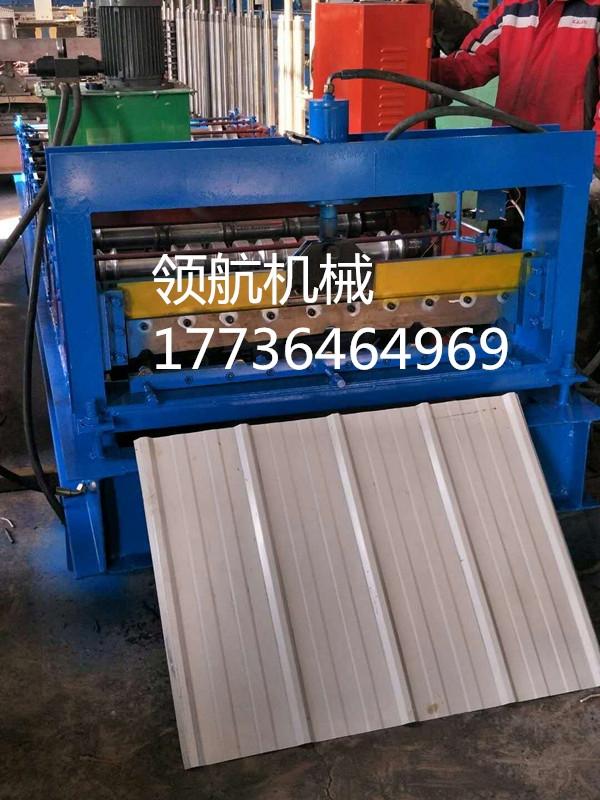 供应全自动900型压瓦机设备厂家批发