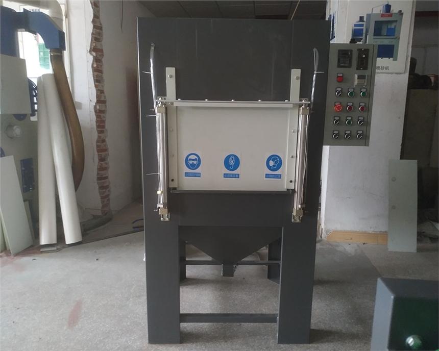 小型管道噴砂機 噴漆前處理設備 鷹潭自動噴砂機