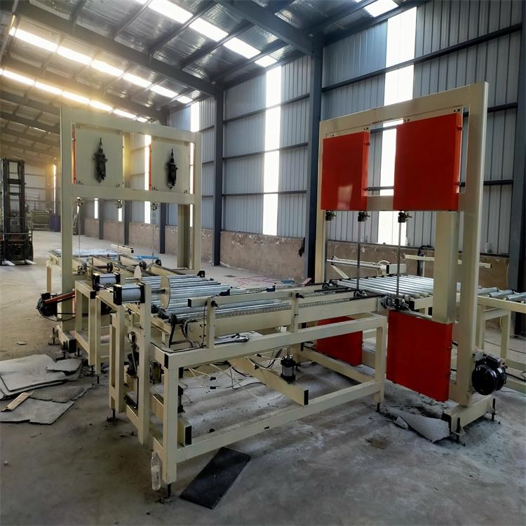 水泥基匀质板连抛锯 分层高速带锯生产厂家