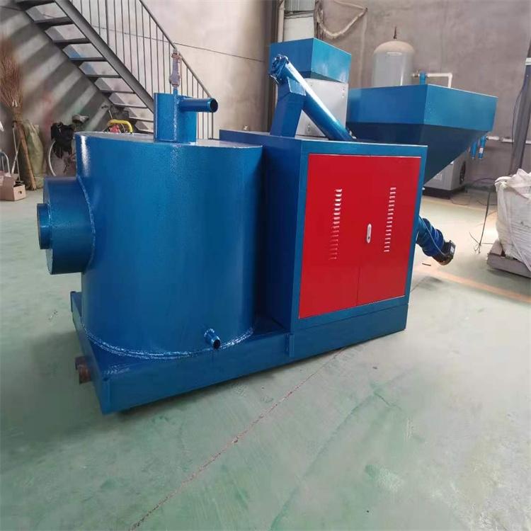 厂家直销生物质燃烧机 无结焦颗粒燃烧炉