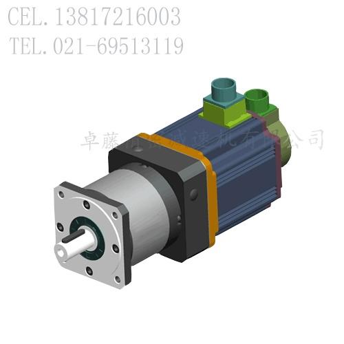 双级蜗轮减速机厂家WPWED100-155-200-1.5KW伺服电机齿轮供应