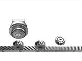 供應齒輪齒條伺服減速機115ZB25齒條裝配說明齒條傳動形式