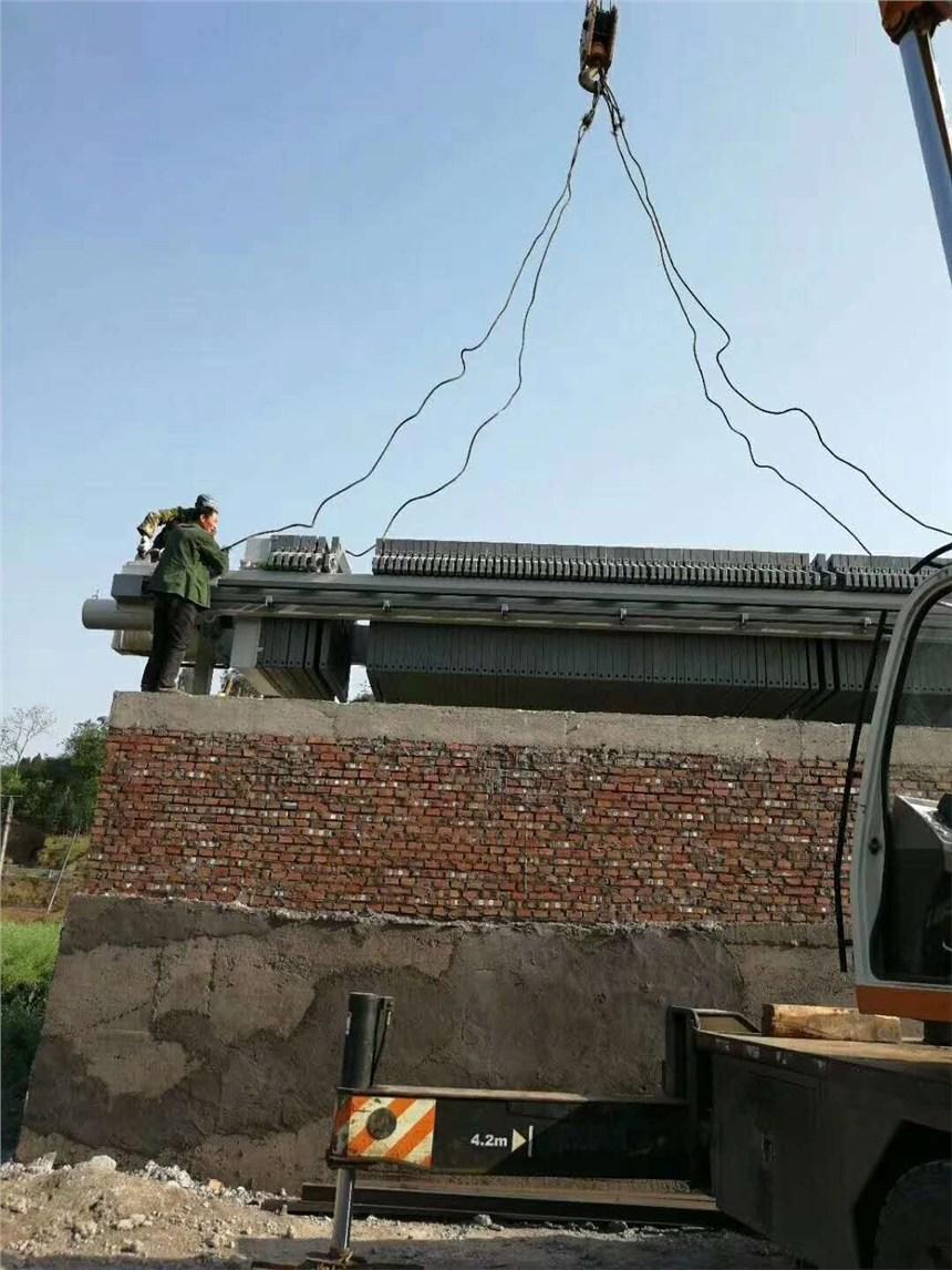 铝土矿渣泥水压干机机制砂泥浆处理设备