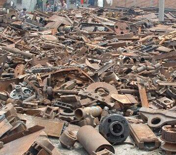 供甘肃回收废铁和兰州废铁回收特点