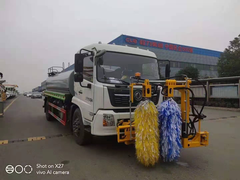 湖南郴州市污水净化车东风价格绿化