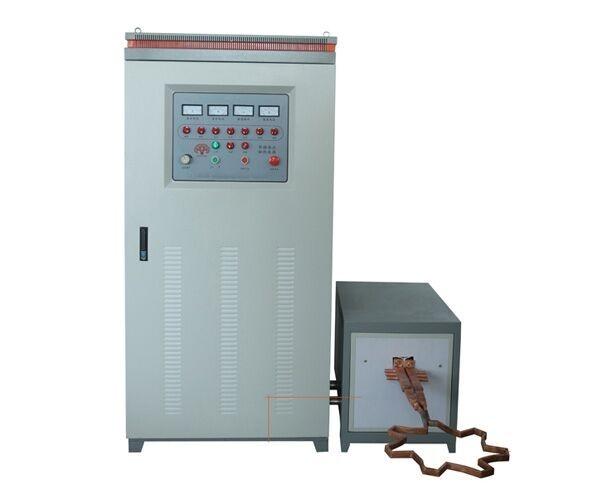 濟南標準件圓鋼加熱鍛造中頻爐/鋼坯加熱鍛造高頻爐