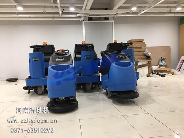 河南洗地机为现代清洁提供物超所值凯赛清洁KS-T