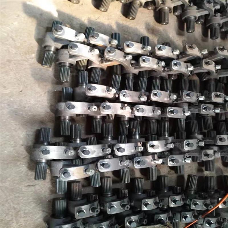 螺旋減速機(變速箱)水泥螺旋輸送機中吊軸/花鍵套/螺旋葉片等全套配件