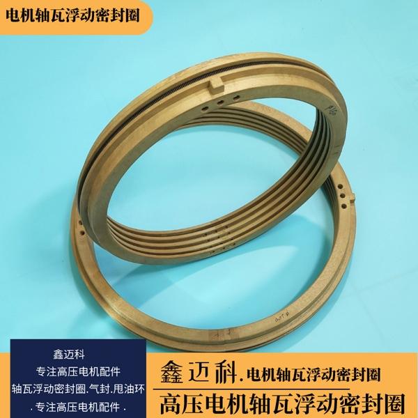 迷宮式電機油封 電機軸瓦浮動密封圈更是提供的良好服務