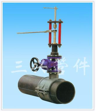 开孔器/BGG.Z-X系列手动不停水钻孔机,专利产品,厂家直销。支持混批。