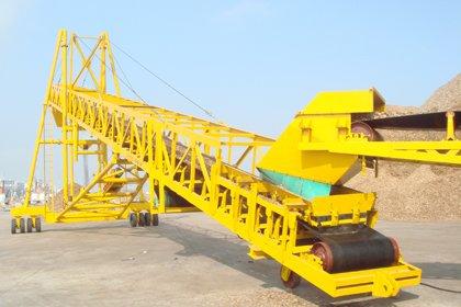 装船机|堆垛机|移动输送机