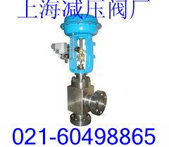 ZMAS/ZMBS氣動薄膜角型高壓調節閥