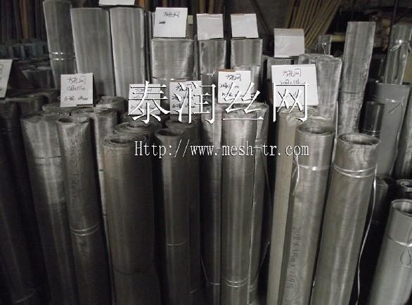 泰潤廠家供應635目400目的不銹鋼密紋網