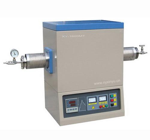 南陽高溫管式電熱爐,XY-1600MT真空管式實驗爐