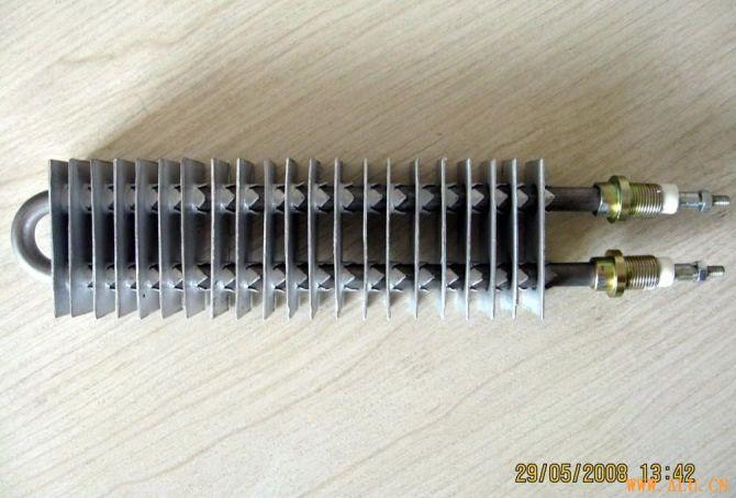 可测温单头电热管产品的资料