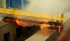 机床导轨淬火设备
