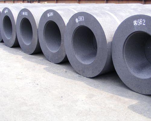 生产铁合金 工业硅 黄磷 刚玉用石墨电极