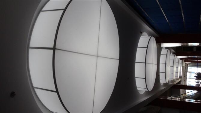 韶山软膜天花,易俗河软膜天花,湘乡天花软膜灯箱透光膜