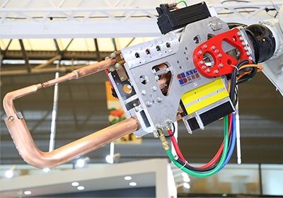 ?#30340;?#22266;精彩?#26009;郃MTS,创先推出智能焊钳概念和产品