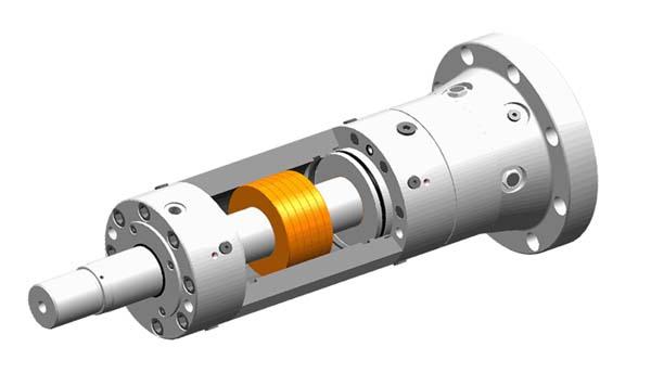 液压缸的有效作用面积是活塞杆的横截面图片