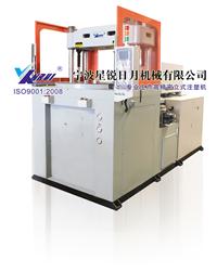 厂家特供角式圆盘注塑机XRK1200-2R宁波新锐注塑