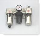 气动元件,气源过滤器,油水分离器,气源处理器,三联件