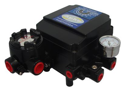 机械式:ALP-1000R电-气阀门定位器