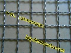 10mm孔不锈钢网 304不锈钢丝网 黑钢丝网 65锰钢网