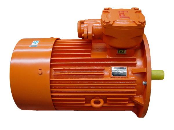 南阳防爆机电产品-YBS系列输送机用隔爆型三异步电动机