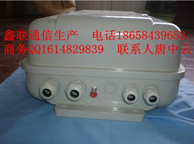 壁挂式、抱杆式SMC光分路器箱、光纤楼道箱(16芯、32芯)