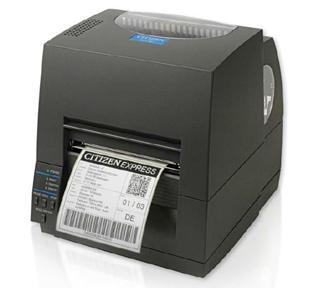 苏州西铁城citizen CLS-621系列条码打印机