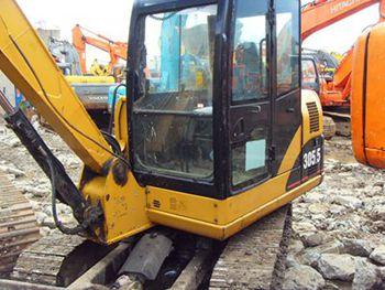 二手履带式挖掘机CAT 305.5:挖掘机CAT305.5(200