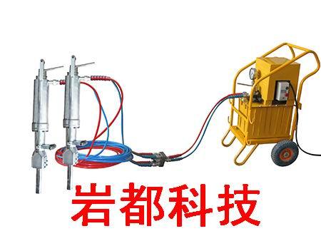液压分裂机,静爆机,岩石分裂机