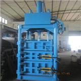 30吨单缸电动立式废纸液压打包机报价