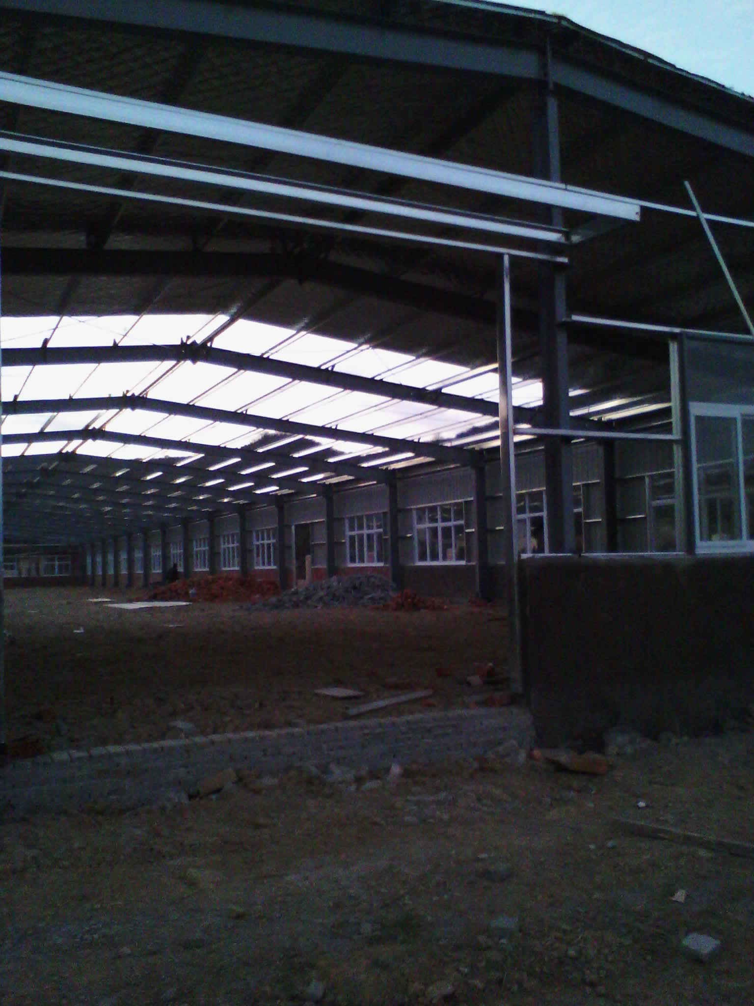 福建钢结构厂房首选浙江建明钢结构有限企业