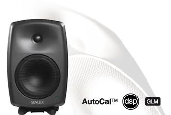 GENELEC真力 8240A二分频、双功放数字音箱专卖